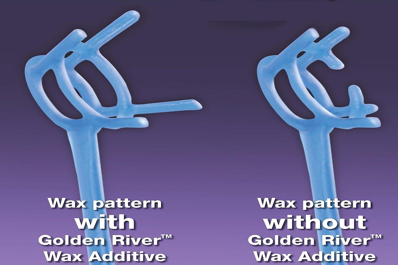 2 kg. // 4.4 lbs. Castaldo Golden River Wax Addititive