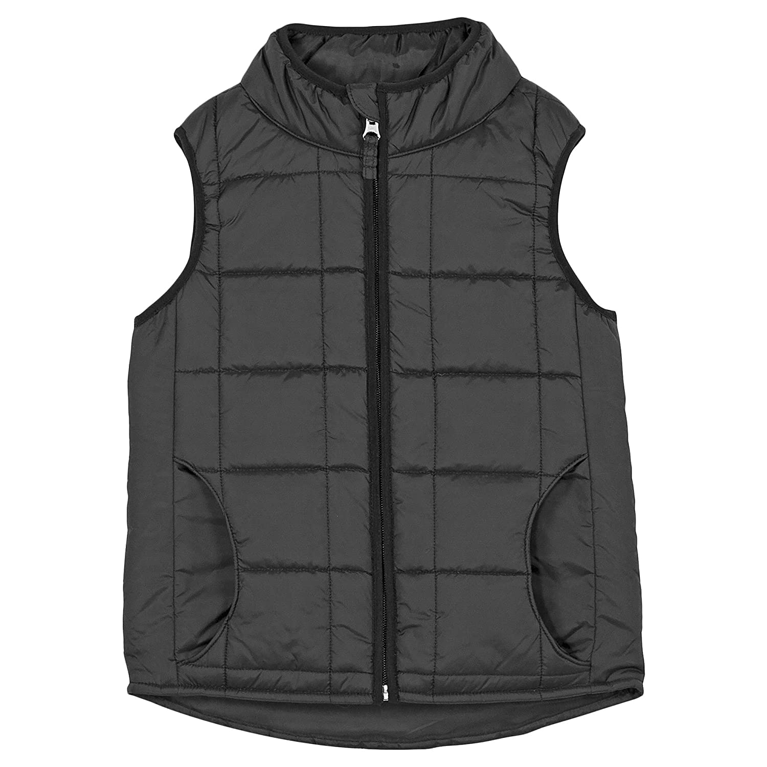 One Step Ahead Cozy Cub Little Boys High-Tech Insulated Water Resistant Vest, Ages 1-4