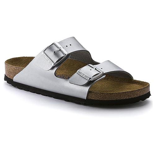 1dc530887f0738 Amazon.com  Birkenstock Unisex Arizona Soft Footbed Suede Sandals ...
