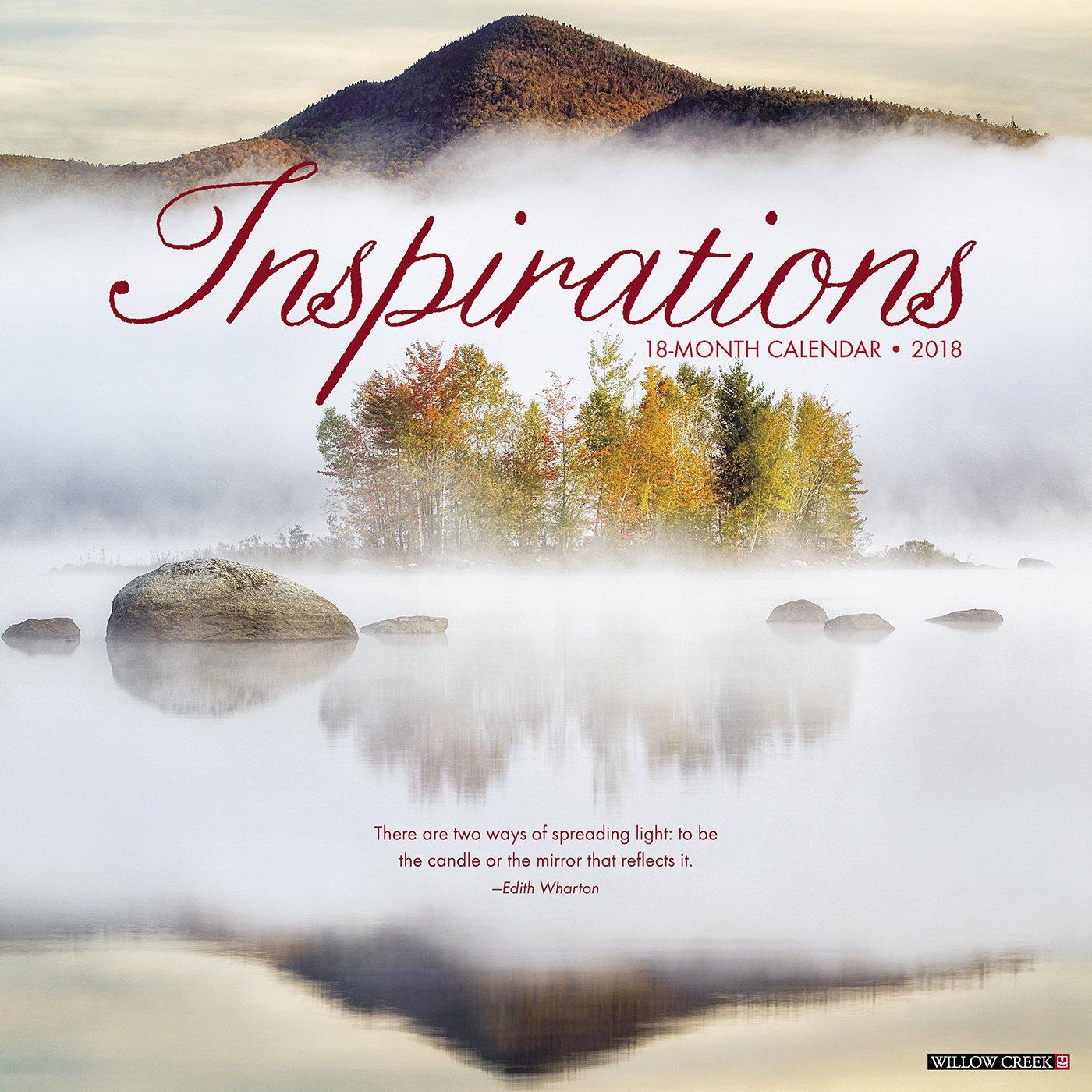 Download Inspirations 2018 Calendar pdf epub