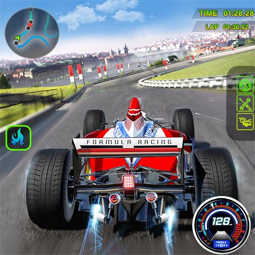 Top Speed Formula Racing Extreme Car Stunts