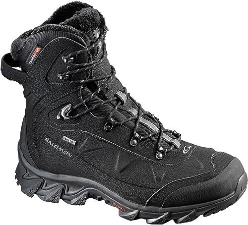 Hiking Boots SALOMON Nytro Gtx W 391844 20 G0 BlackDark CloudTeal Blue F