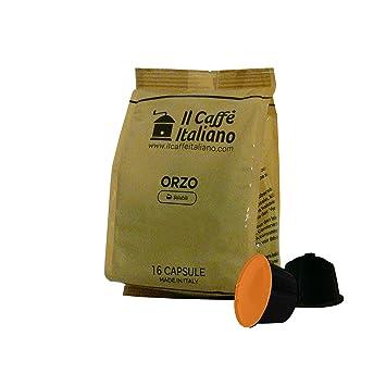 Il Caffè italiano 96 Nescaf Dolce Gusto Compatible Coffee Capsule- Barley -96 X Coffee