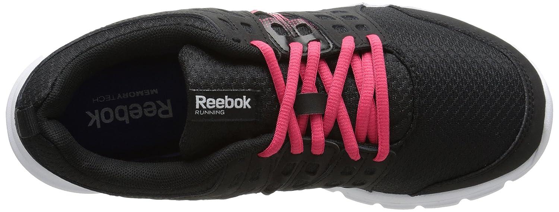 Scarpa da corsa Speed Rise Rise Rise da donna, Nero   Blazing rosa   bianca, 5.5 M US 2be8fe