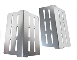 Weber # 65505-2PK Heat Deflector fits Most 2011 Genesis and Newer Grills (Replacing 62756 and 7622).