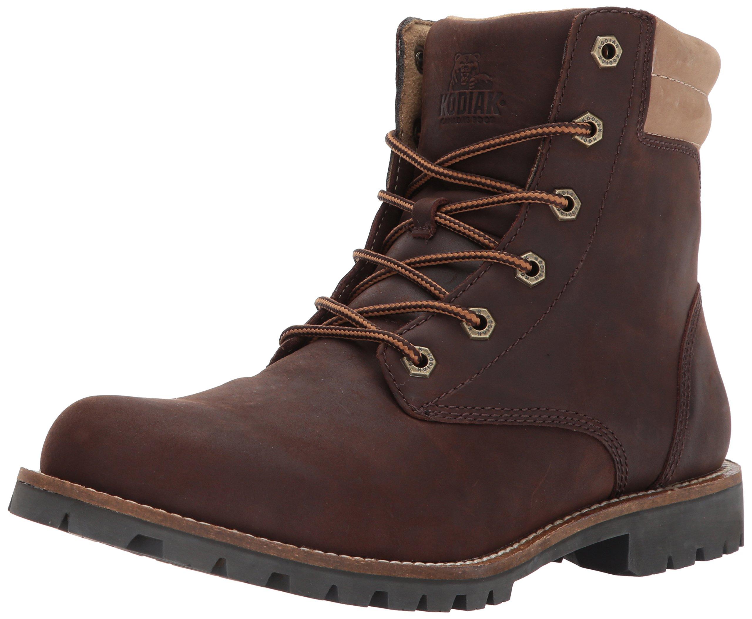 Kodiak Men's Magog Hiking Boot, Brown, 9.5 M US