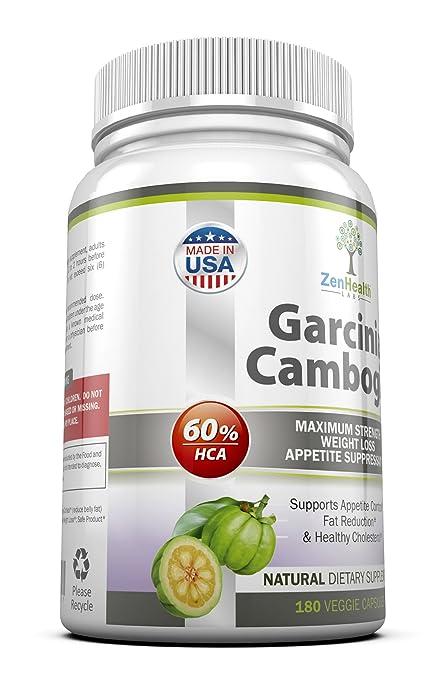 Amazon.com: Garcinia Cambogia Extracto Puro Max 3000 mg ...