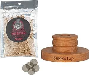 SmokeTop Cocktail Smoker Kit (SmokeTop Starter Kit)