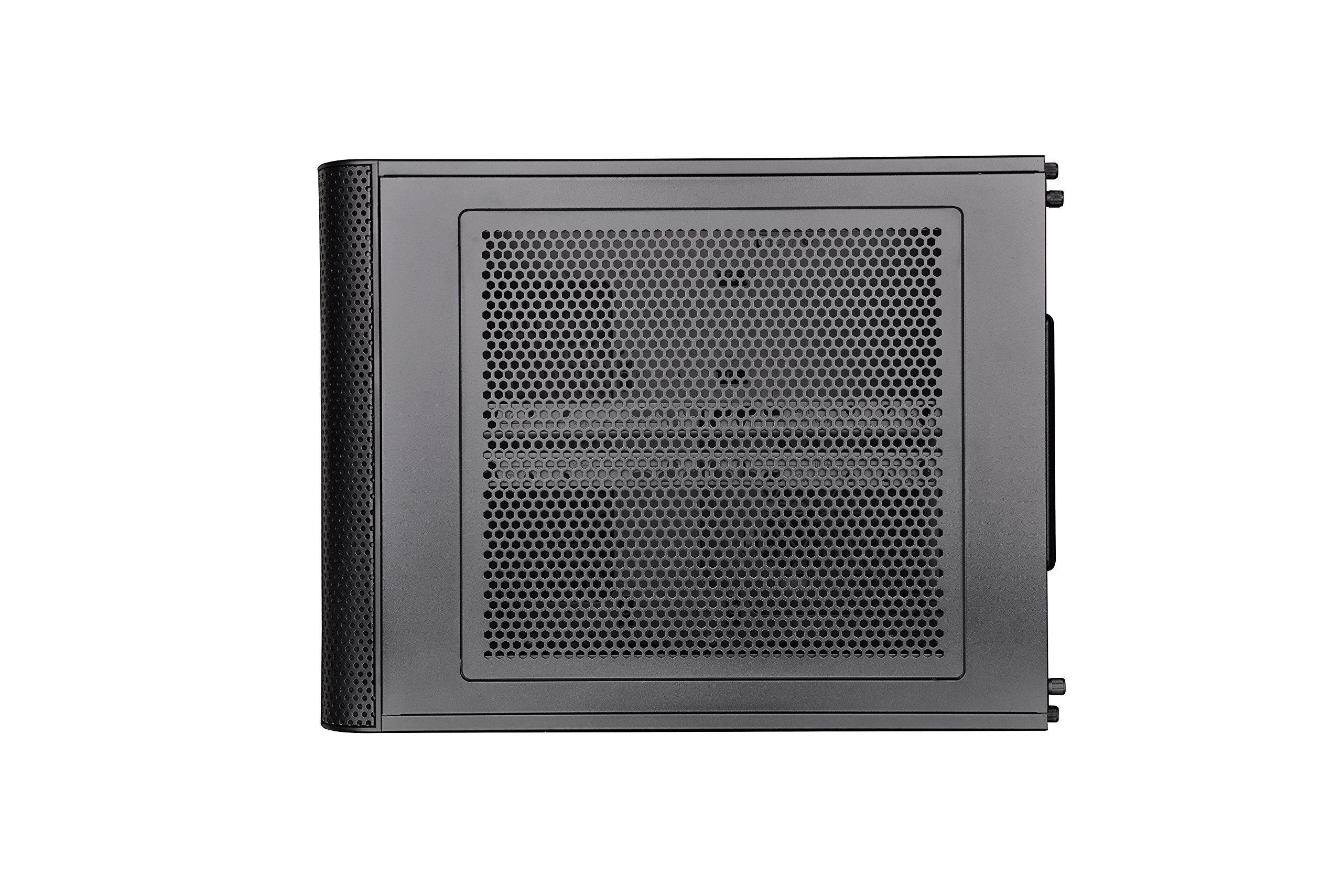 Thermaltake Core V21 SPCC Micro ATX, Mini ITX Cube Gaming Computer Case Chassis, Small Form Factor Builds, 200mm Front Fan Pre-installed, CA-1D5-00S1WN-00 by Thermaltake (Image #22)