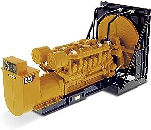 Caterpillar 3516B Package Generator Set Core Classics Series Vehicle