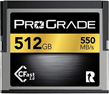 Amazon.com: ProGrade Digital CFast 2.0 tarjeta de memoria ...