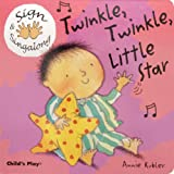Twinkle, Twinkle, Little Star: American Sign Language