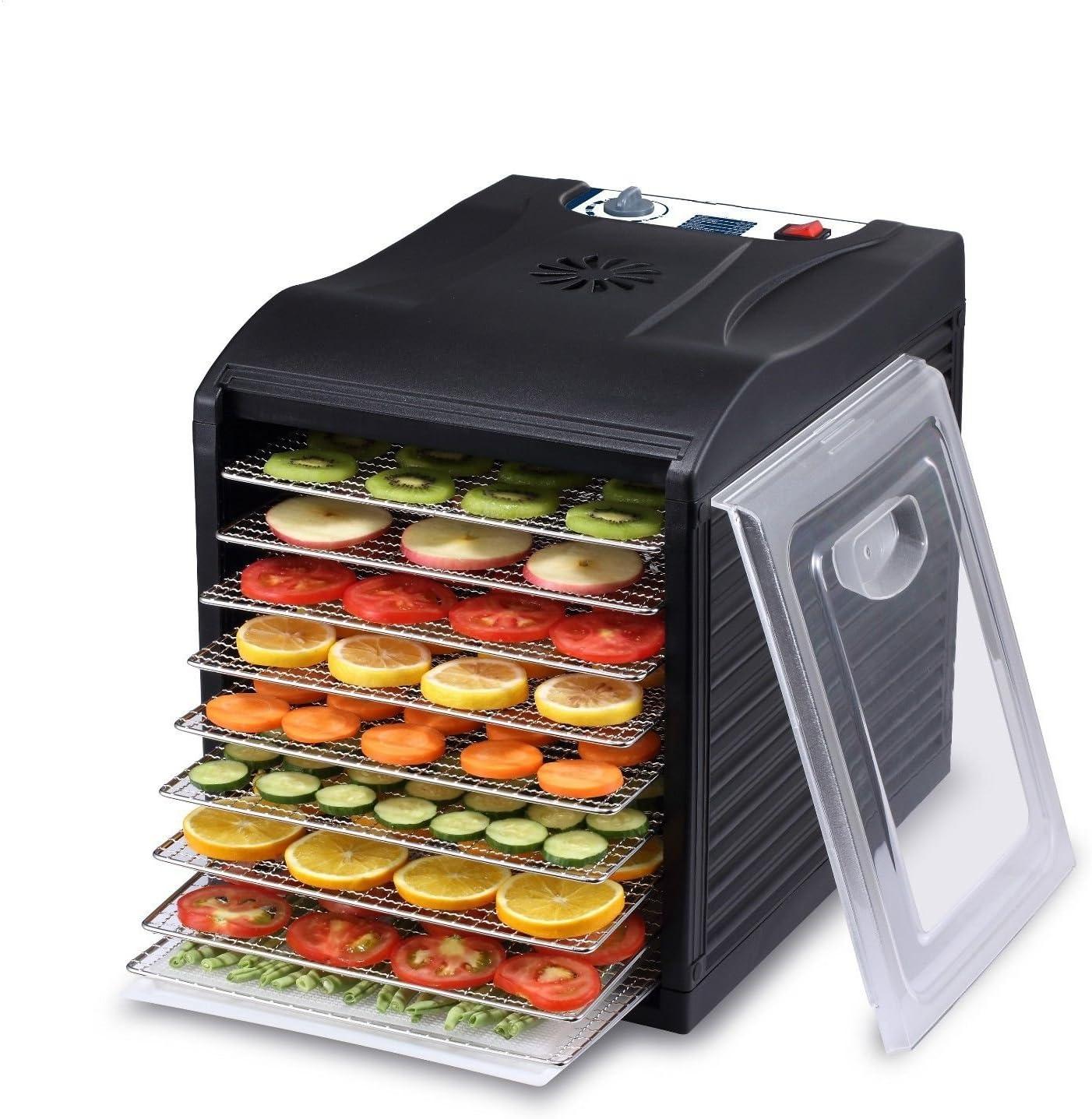813nW OcSZL. AC SL1500 5 Best Food Dehydrator UK (Beef Jerky, Fruits, Herbs)