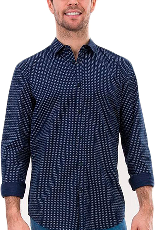 Tiffosi Poland Camisa Casual, Azul (Blue), X-Large(Tamaño del Fabricante:XL) para Hombre: Amazon.es: Ropa y accesorios