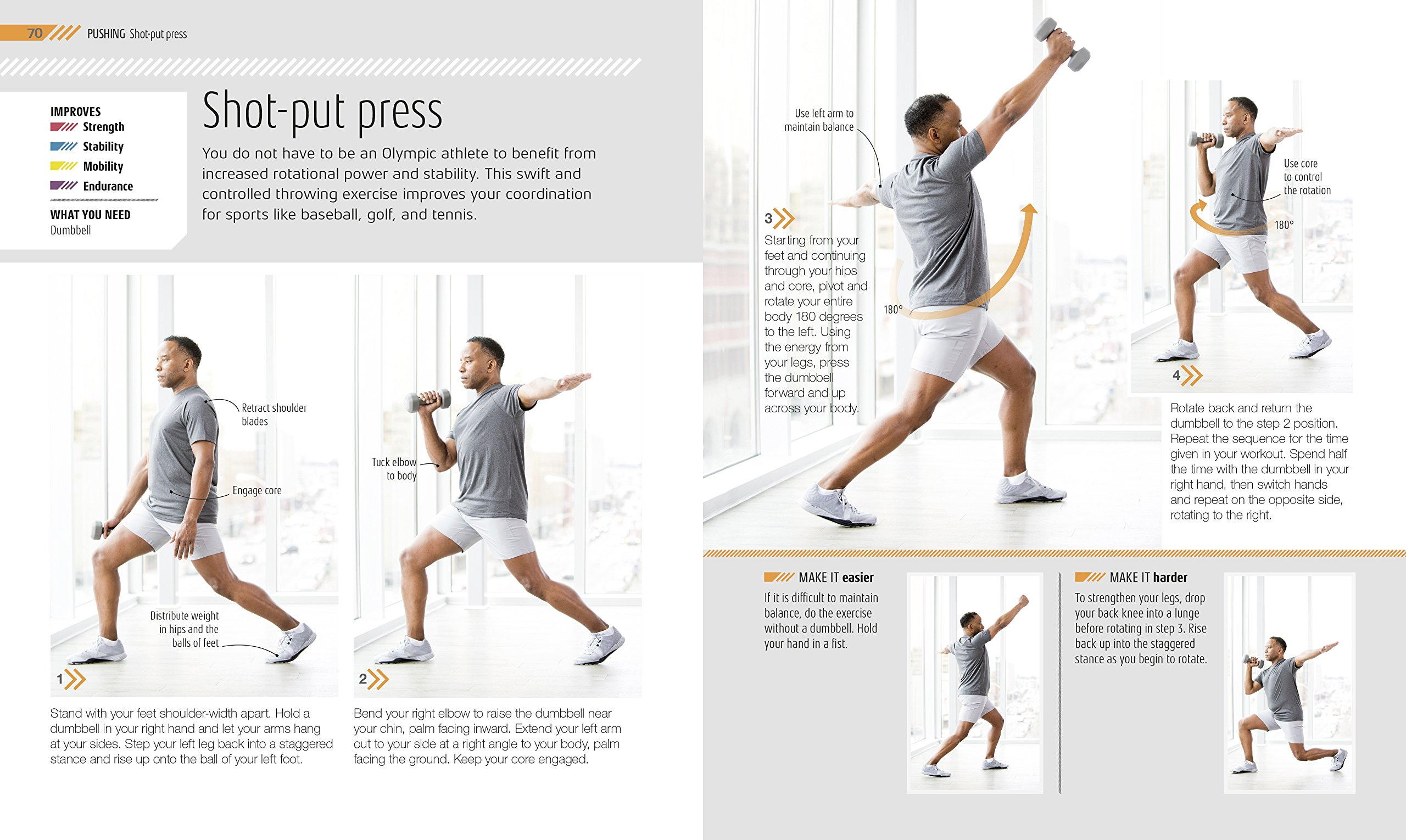 Amazon Stay Fit for Life More than 60 Exercises to Restore
