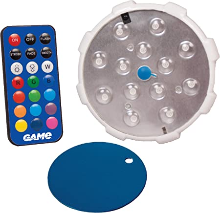 GAME 4307-BB Waterproof Magnetic LED pool light