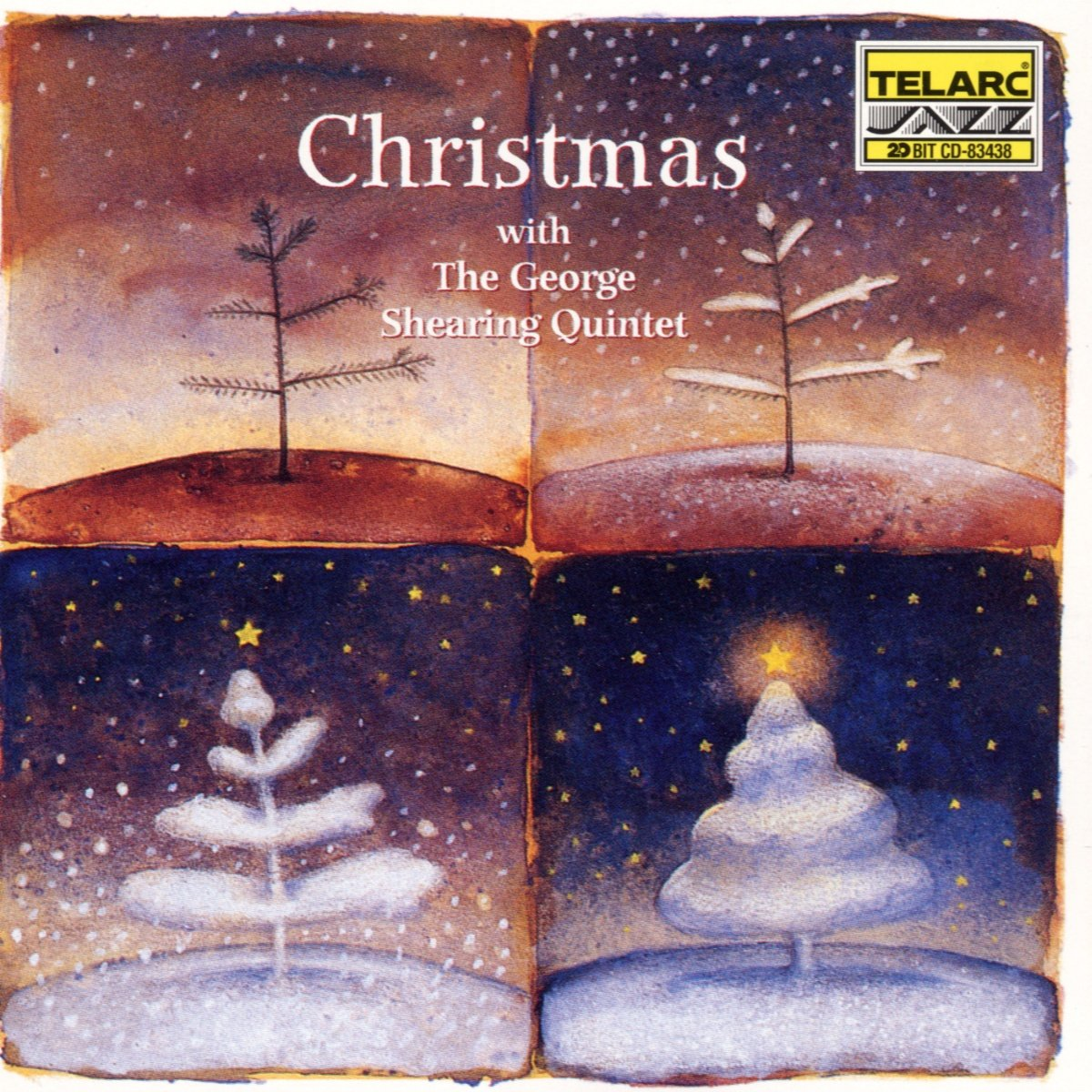 Image result for george shearing christmas