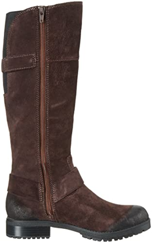 Clarks Damen Faralyn Dawn Langschaft Stiefel: