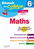 Réussir Au Collège Maths 6ème