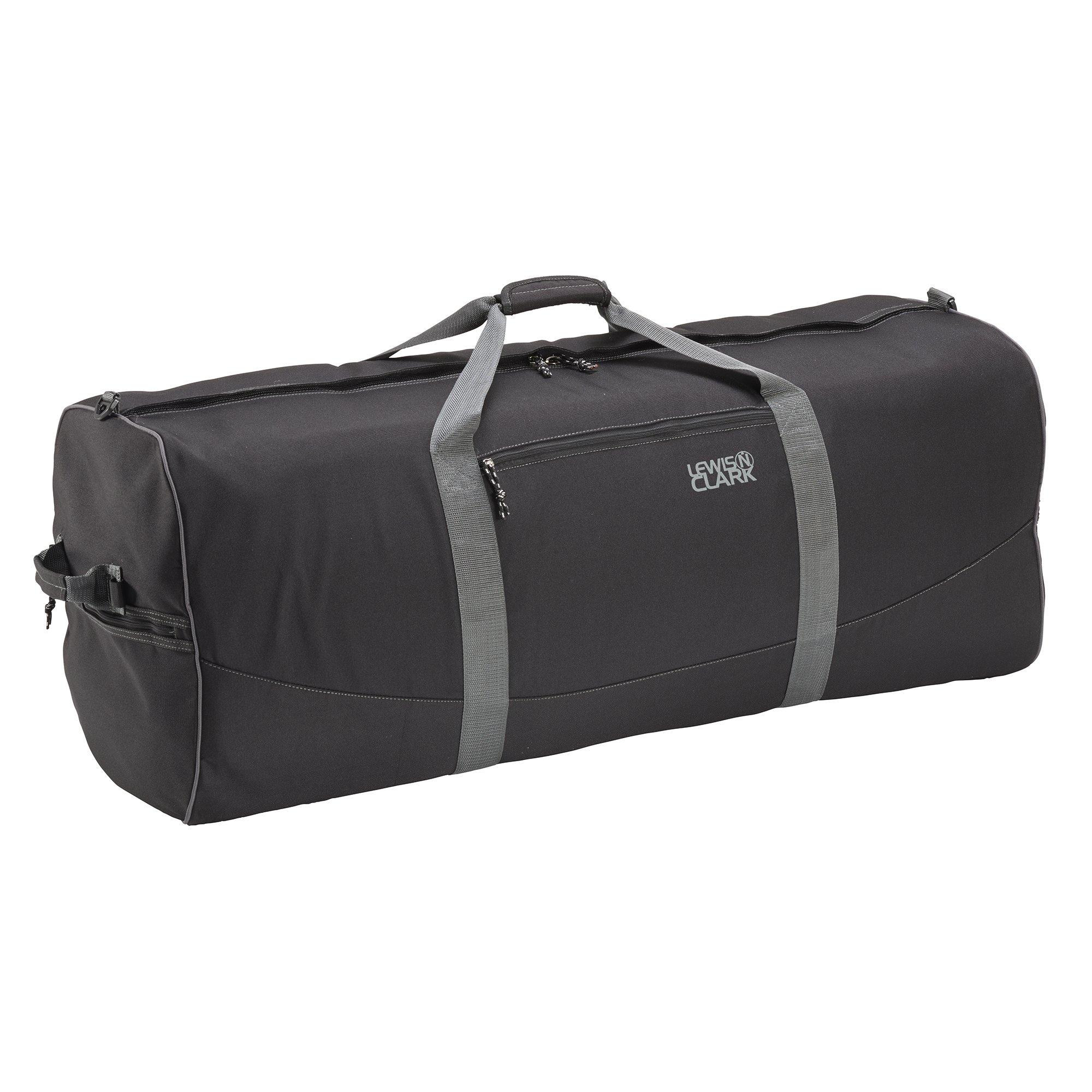 Lewis N. Clark 4014684 Duffel Bag 18'' x 36'' black
