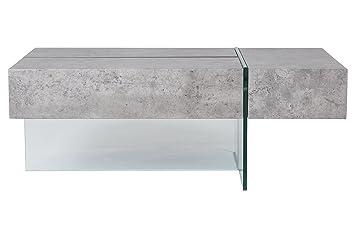 Couchtisch modern holz  Canett Furniture Toronto Couchtisch Modern Holz Beton Tisch ...