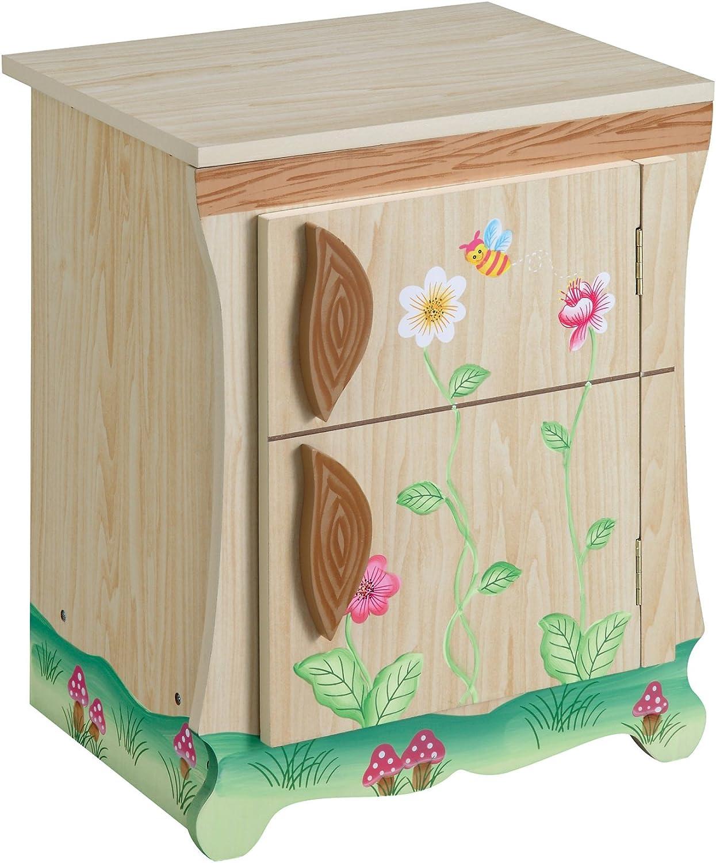 Fogones de juguete de madera Enchanted Forest de Teamson Kids W ...