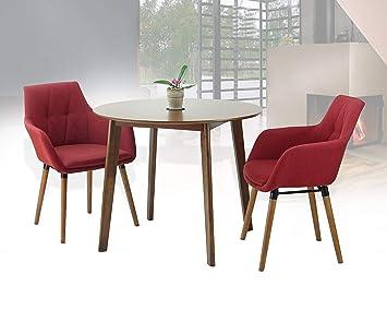 Amazon.com: Muebles de mimbre de mimbre para comedor, cocina ...
