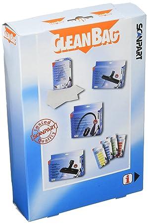 CleanBag bolsas para aspirador compatible con fuente ...