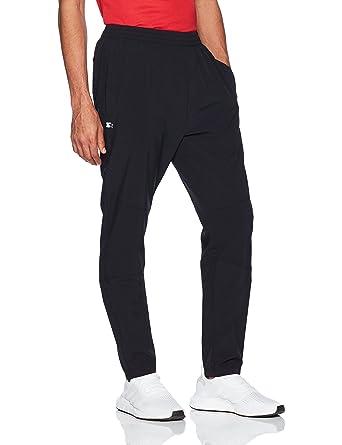 523f109db Starter Men's Lightweight Training Pants, Amazon Exclusive, Black, Extra  Small