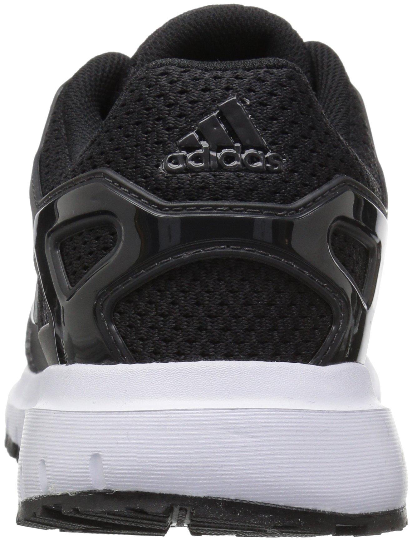 adidas  Men's Energy Cloud Wide m Running Shoe, BLACK/UTILITY BLACK/WHITE, 10.5 2E US by adidas (Image #2)