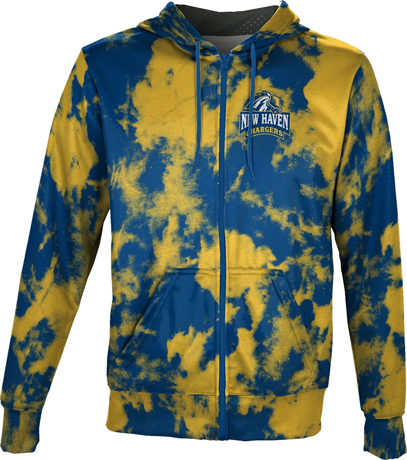 Grunge ProSphere University of New Haven Boys Full Zip Hoodie