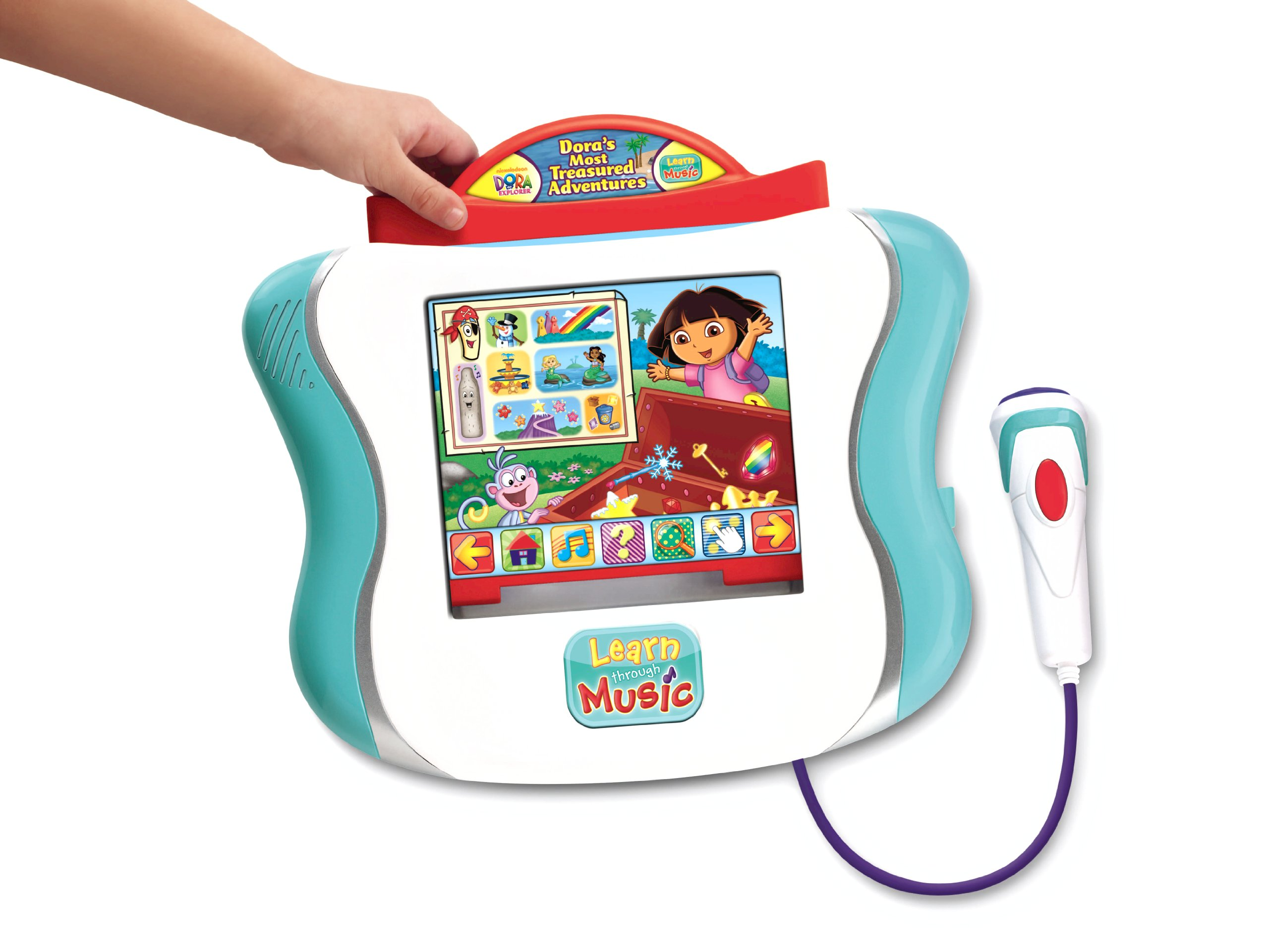 Fisher-Price Learn Through Music Touchpad Software - Dora's Most Treasured Adventures by Fisher-Price (Image #2)