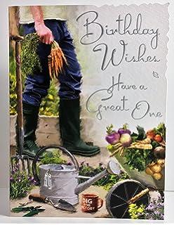 Greeting Card JJ4252 Male Birthday