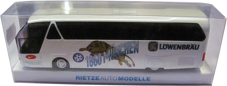 L/öwenbr/äu M/ünchen Reisebus Neoplan Starliner N 516 SHD Teambus von Rietze Bus TSV M/ünchen 1860