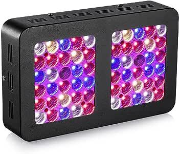 ColoFocus 600W LED Grow Light, LED Grow Lamp for Veg, Flower, Indoor Plant Full Spectrum LED Plant Light
