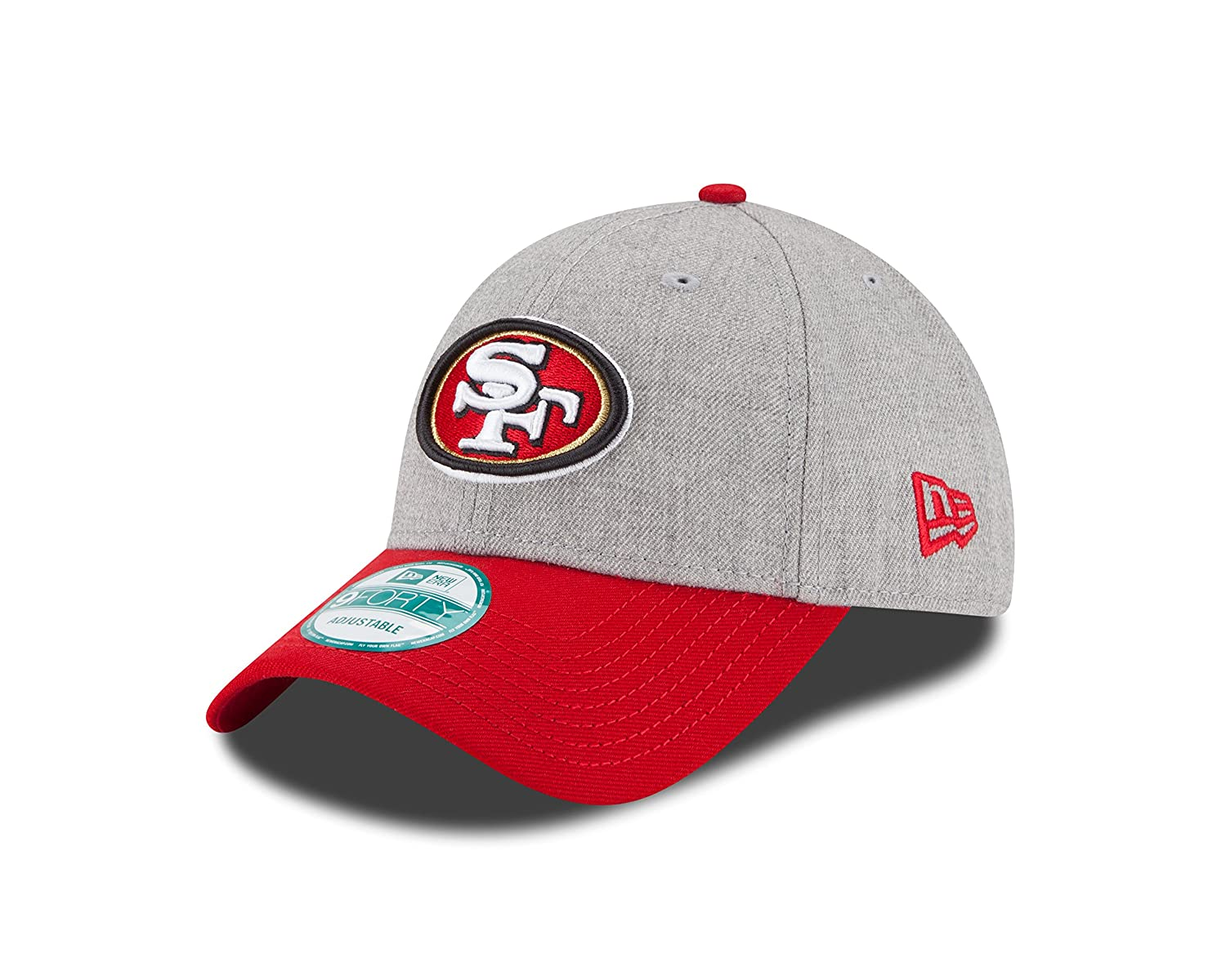 Gorra Ajustable NFL The League Heather 9forty, Unisex, Heather ...