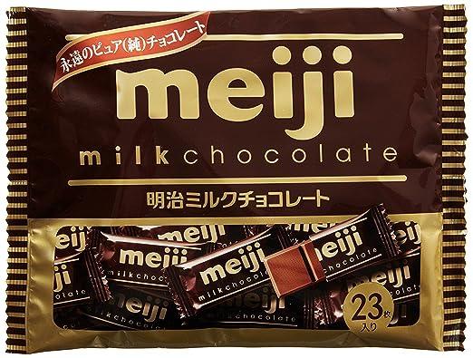 明治 ミルクチョコレート袋