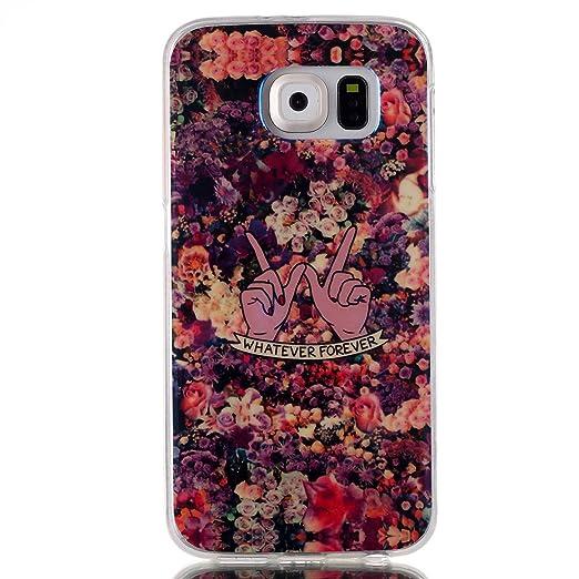 16 opinioni per Beiuns Custodia in TPU per Samsung Galaxy S6 (5.1 pollici)(Non per Samsung