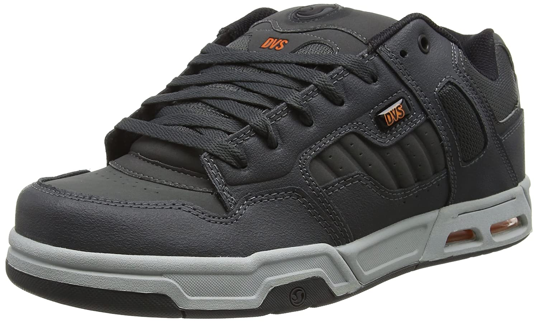 Amazon.com: DVS Skateboard Shoes Enduro HEIR Gray/Orange/Gunny Size 9: Shoes