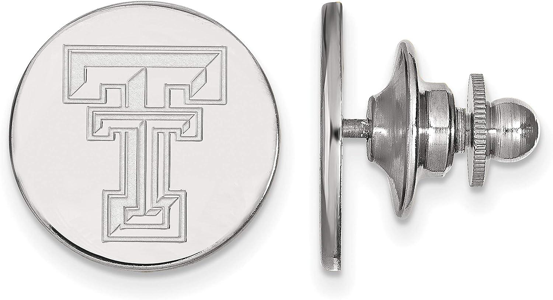 LogoArt Texas Tech University Lapel Pin