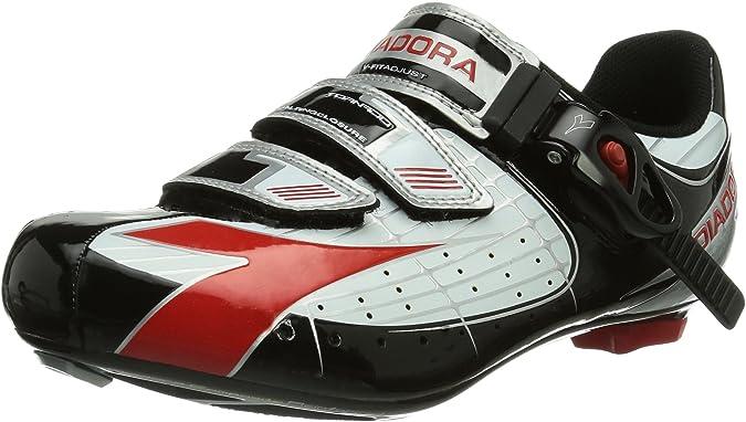 Diadora Tornado - Zapatillas de Ciclismo de Material sintético ...