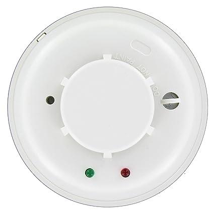 Honeywell DF8M Detector de humo