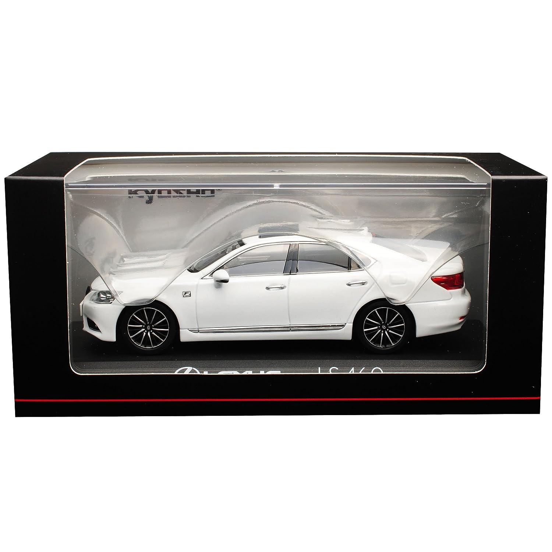 Kyosho Lexus LS 460 F Sport Weiss Weiss Weiss Nova GF Limousine 4. Generation 2010-2018 Ab Facelift 2013 1/43 Modell Auto mit individiuellem Wunschkennzeichen 5073dc