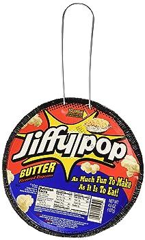 Jiffy Pop Butter Popcorn Kernels