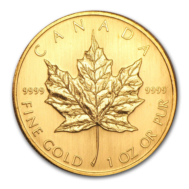 2003 Brilliant Uncirculated Canadian Silver Dollar