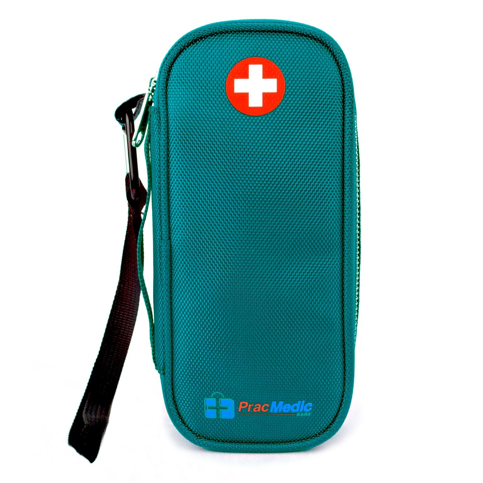 EPIPEN Case, Insulated - Holds 2 Epi Pens/Auvi-Q, Asthma Inhaler, Generic Benadryl, Nasal Spray, Eye Drops, Medicine. Insulin Case - fits 2 Insulin Pens, Vials, Syringes, Ice Packs (Teal)