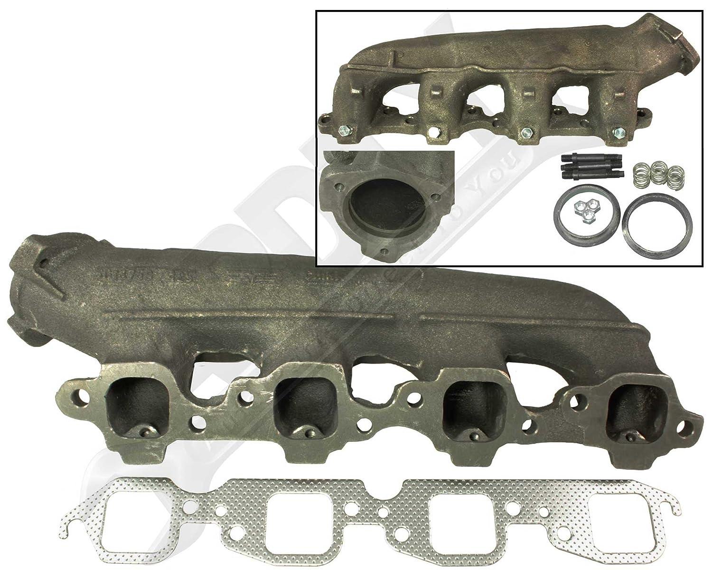 APDTY 785355 Exhaust Manifold Big Block V8 396//427//454 6.5L//7.0L//7.4L Right