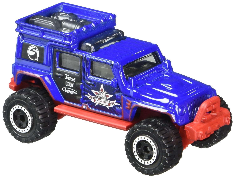 Matchbox Jeep Wrangler Superlift #119 2016 Series 1:64 Scale Diecast Mattel