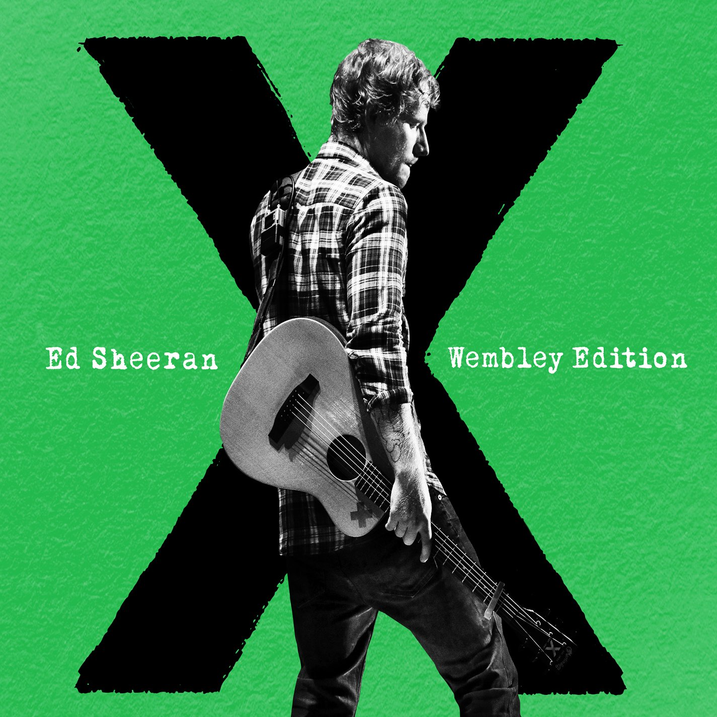 CD : Ed Sheeran - X Wembley Edition (With DVD, Deluxe Edition, 2 Disc)
