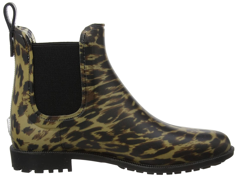 Joules B073XJJGDN Women's Rockingham Ankle Boot B073XJJGDN Joules 11 B(M) US|Dark Leopard Rubber ca1ba6